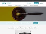 Le cabinet d'avocats BARBIER à Toulon