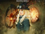 BEAUTIFUL MODELS, portail web pour trouver des curriculum vitae pour top-models