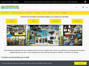 Biotops Graines de cannabis