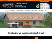 Constructeur maisons individuelles : MOURET BULUT à Gap 05