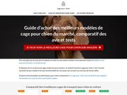 Guide d'achat des meilleurs modèles de cage pour chien