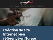 Création de sites internet et e-commerce en Suisse