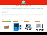 Guide de la console rétro