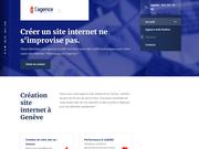 Création de sites web à Genève