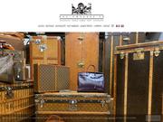Vente de bagages et malles de luxe d'occasion