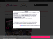 Le site officiel Dolls France