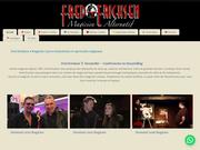 Fred Ericksen, magicien en Rhône-Alpes & Saône-et-Loire