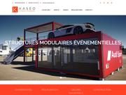 Agencement et location de containers événementiels