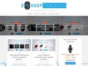 Keep Tracking, objets connectés