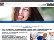 Laboratoire de prothèses dentaires dans la métropole lilloise