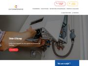 La champenoise : Installateur de poêle à bois en Essonne