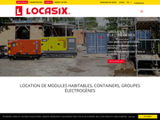 Locasix: location et vente de groupe électrogène et mât d'éclairage