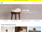 La boutique en ligne des vêtements de sport pour femme