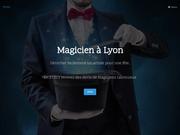 Spectacle de magie pour la région Lyonnaise