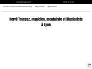 Magicien à Lyon et mentaliste à Lyon