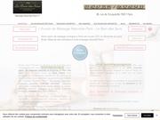 Le Bain des Sens Paris salon de massage érotique par excellence
