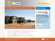 Praud, fournisseur de matériels professionnels de boulangerie