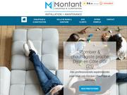 Montant Chauffage : Entreprise de plomberie, chauffage et climatisation près de Dijon