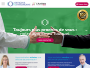 Officine et patrimoine, Cabinet de conseil en transactions de pharmacie