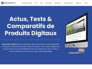 Le site français opportunites digitales