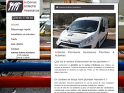 Plombier Aubenas Ardèche