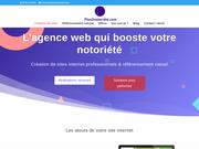Plus2notoriete.com : création de sites web et référencement