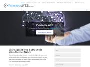 Puissance Web : agence SEO entre Nancy et Metz