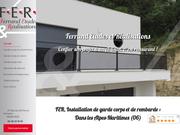 Menuisier : FER Ferrand Etudes et Réalisations à Nice