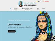 NOTAIRES OFFICE CENTRAL PARK à Strasbourg pour vos dossiers notariaux immobiliers