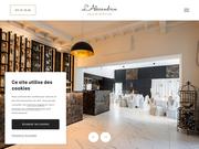 Alexandrin  : Salle de réception à Charleroi