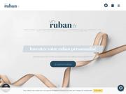 Un-Ruban.fr est un site de création de rubans et bracelets personnalisés
