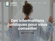 Etude de notaires à Vimy