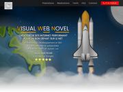 Visual Web Novel