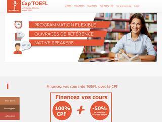 Préparation Toefl  Paris et Toulouse.