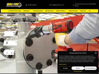 Entreprise de serrage contrôlé en France