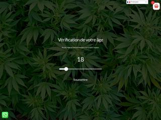 Cannabis légal: CBD Chanvre