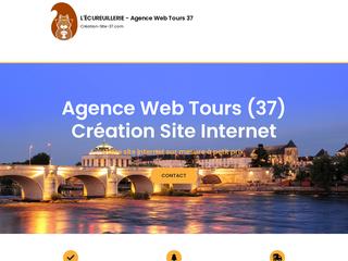 création site internet tours 37