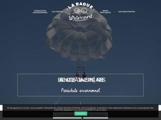 Paraschute ascenscionnel Mandelieu & Cannes