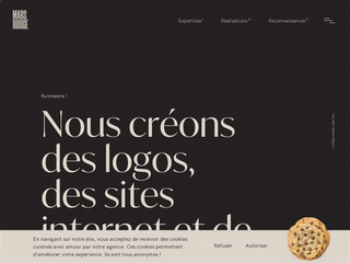 Agence web Mars Rouge en Alsace : création de sites internet sur-mesure