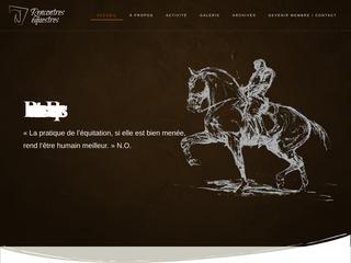 Dressage équestre classique en Suisse romande